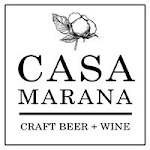 Logo for Casa Marana Craft Beer + Wine