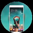 Xiaomi Poco F1 theme   Fantasy glass ball