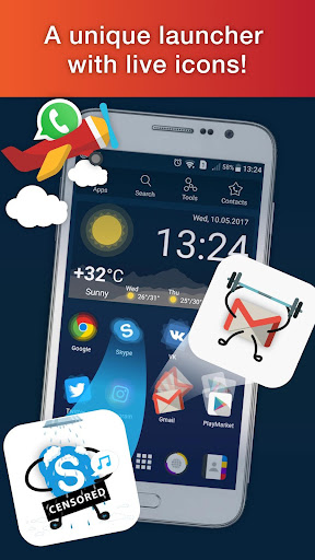 Launcher Live Icons for Android Apk 1