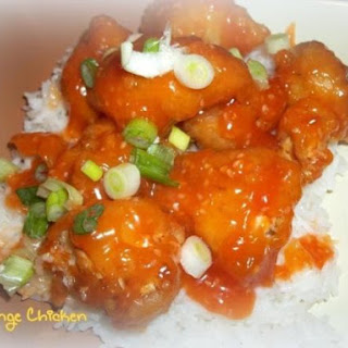 ~ Orange Chicken ~
