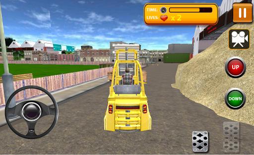 Forklift Simulator 1.9 screenshots 2
