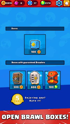 Simulator For Brawl Stars  captures d'écran 1