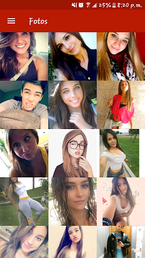 Espau00f1a Chat: La app de chat y buscar pareja 3.8 screenshots 10