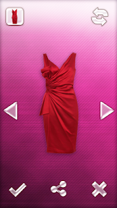 Woman Dress Photo Montage screenshot 3