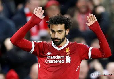 Il n'a fallu que 52 secondes à Salah pour trouver le chemin des filets, les Reds domptent City
