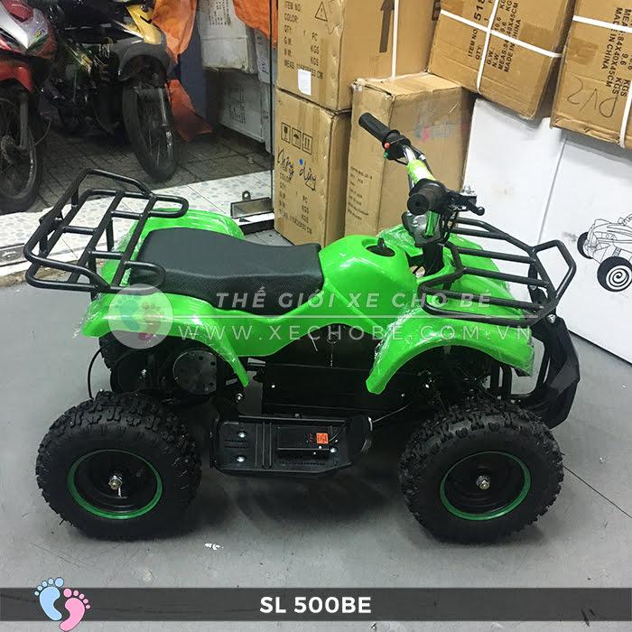 Mô tô điện địa hình cỡ lớn ATV SL500BE 5