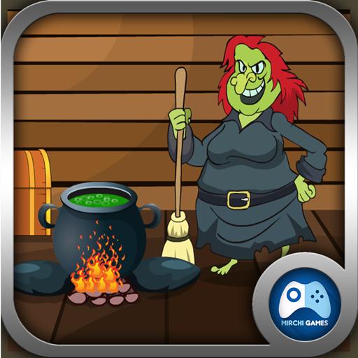 Halloween The Witch Garden 解謎 App LOGO-硬是要APP
