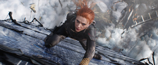 Review: 'Black Widow' is a satisfying detour for Marvel