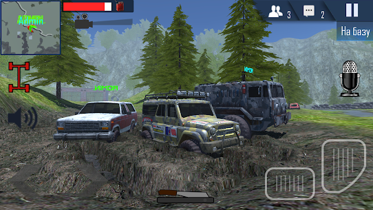 Offroad Simulator Online  Apk Download For Android and Iphone 7