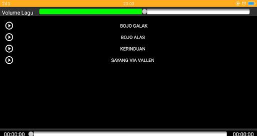 Gendang + Lagu Koplo 1.7 screenshots 3