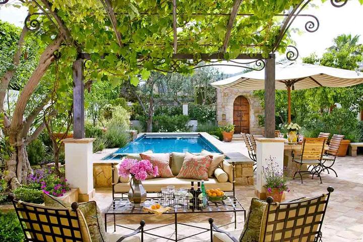 Các thiết kế sân vườn cần đảm bảo yếu tố chuyên nghiệp ngay từ khi thiết kế