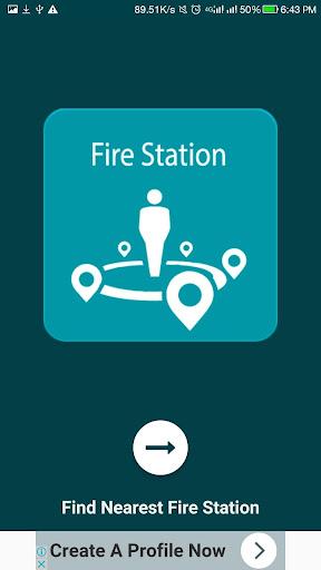 Nearby Near Me Fire Station 1.0.2 screenshots 2