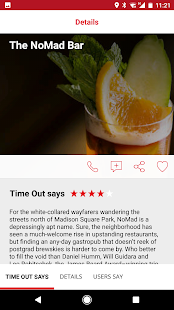 Time Out: Discover your city- screenshot thumbnail