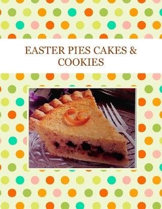 EASTER PIES  CAKES & COOKIES