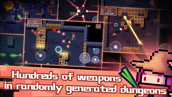 ApkMod1.Com Soul Knight v2.0.6 APK MOD (Unlocked + Money) Android Free Action Android Game