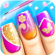 Fashion nail salon game apps on google play fashion nail salon game solutioingenieria Gallery