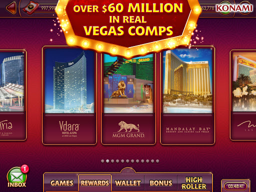 my KONAMI Slots - Free Vegas Casino Slot Machines screenshot 10