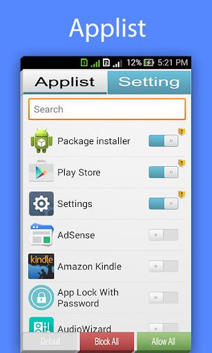 App Lock With Password