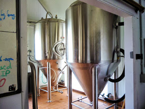 Photo: fermenting vessels
