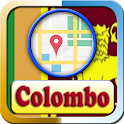 Colombo City Maps and Direction icon