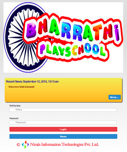 Bharrathi Play School