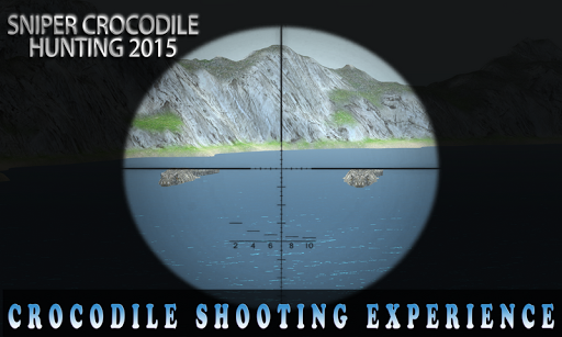 Sniper Crocodile Hunting 2015