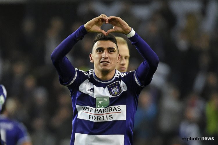 Matias Suarez va devoir payer une grosse somme à Anderlecht