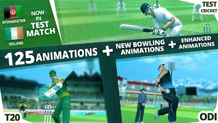 World Cricket Championship 2 - WCC2 APK screenshot thumbnail 6
