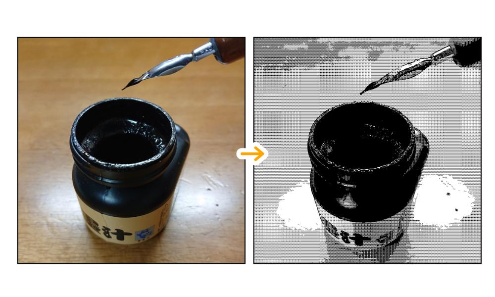 クリスタ:レイヤーのLT変換