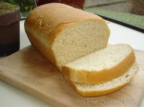 Freezer White Bread Recipe