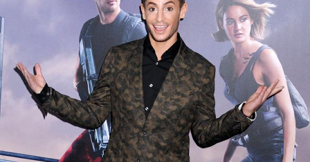 Frankie Grande postpones UK gig after terror attack