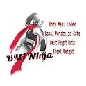 BMI Ninja icon