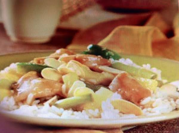 Slow Cooked Pineapple Chicken & Rice