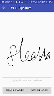 FleetTA Driver - náhled