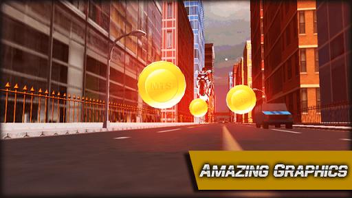 市バイクレーシング3D