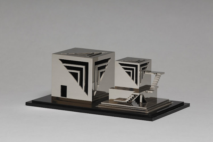 Kiko Mozuna, Model of Anti-Dwelling Box, late 1970's