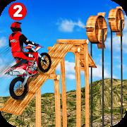 Crazy Bike Tricky Stunt Master 2