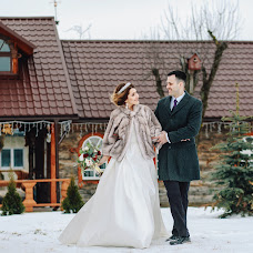 Wedding photographer Vladimir Sevastyanov (Sevastyanov). Photo of 15.11.2017