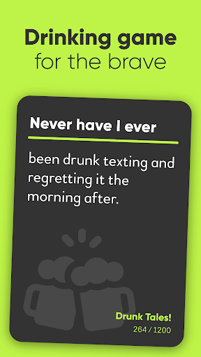 Never Have I Ever - Drinking game 18+ 2.1.2 screenshots 2