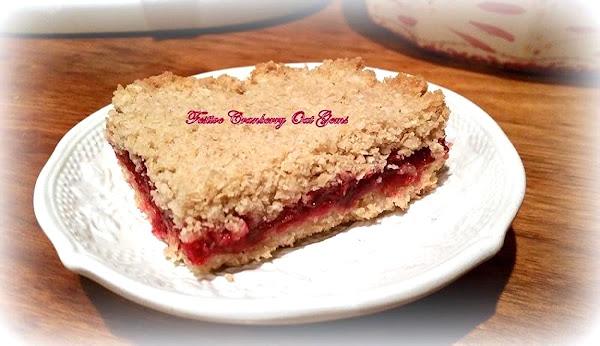 ~ Festive Cranberry Gems ~  Delicious!! Recipe