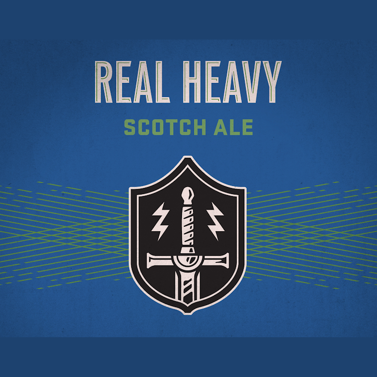 Logo of Real Ale Heavy Scotch Ale