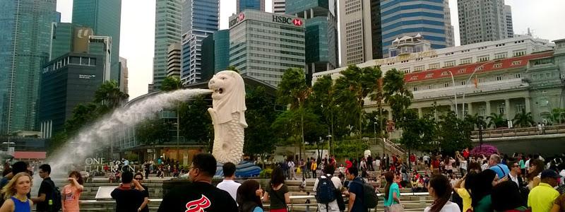 FR Singapore Trip For 3 Pax