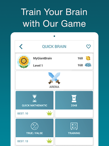 Math Exercises for the brain, Math Riddles, Puzzle android2mod screenshots 14