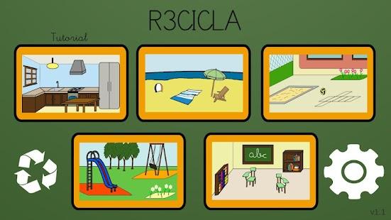 R3CICLA - náhled