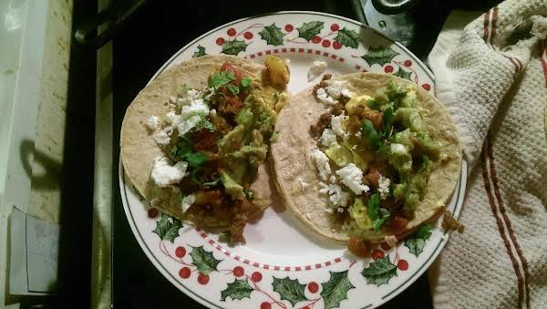 Omg Tortillas Recipe