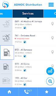 ADNOC Dist screenshot