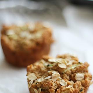 Almond Flour Zucchini Muffins {Gluten Free, Vegan}