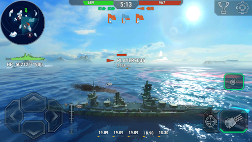 Warships Universe: Naval Battle  screenshots EasyGameCheats.pro 2