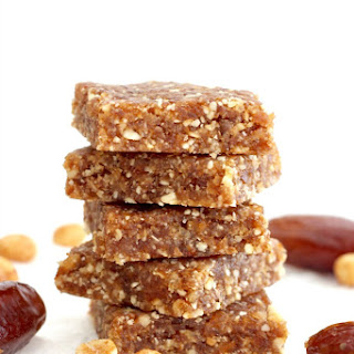 2-Ingredient Homemade Honey Nut Larabars.