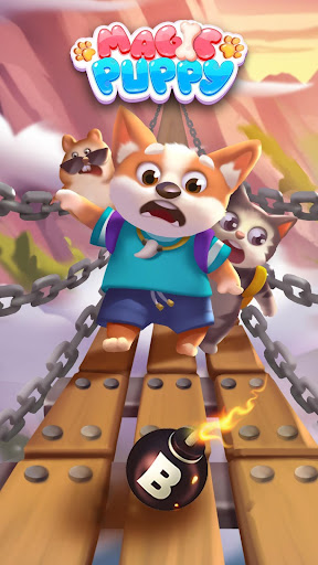 Magic Puppy : CUBE RUSH BLAST GAMES 1.4.91 screenshots 1